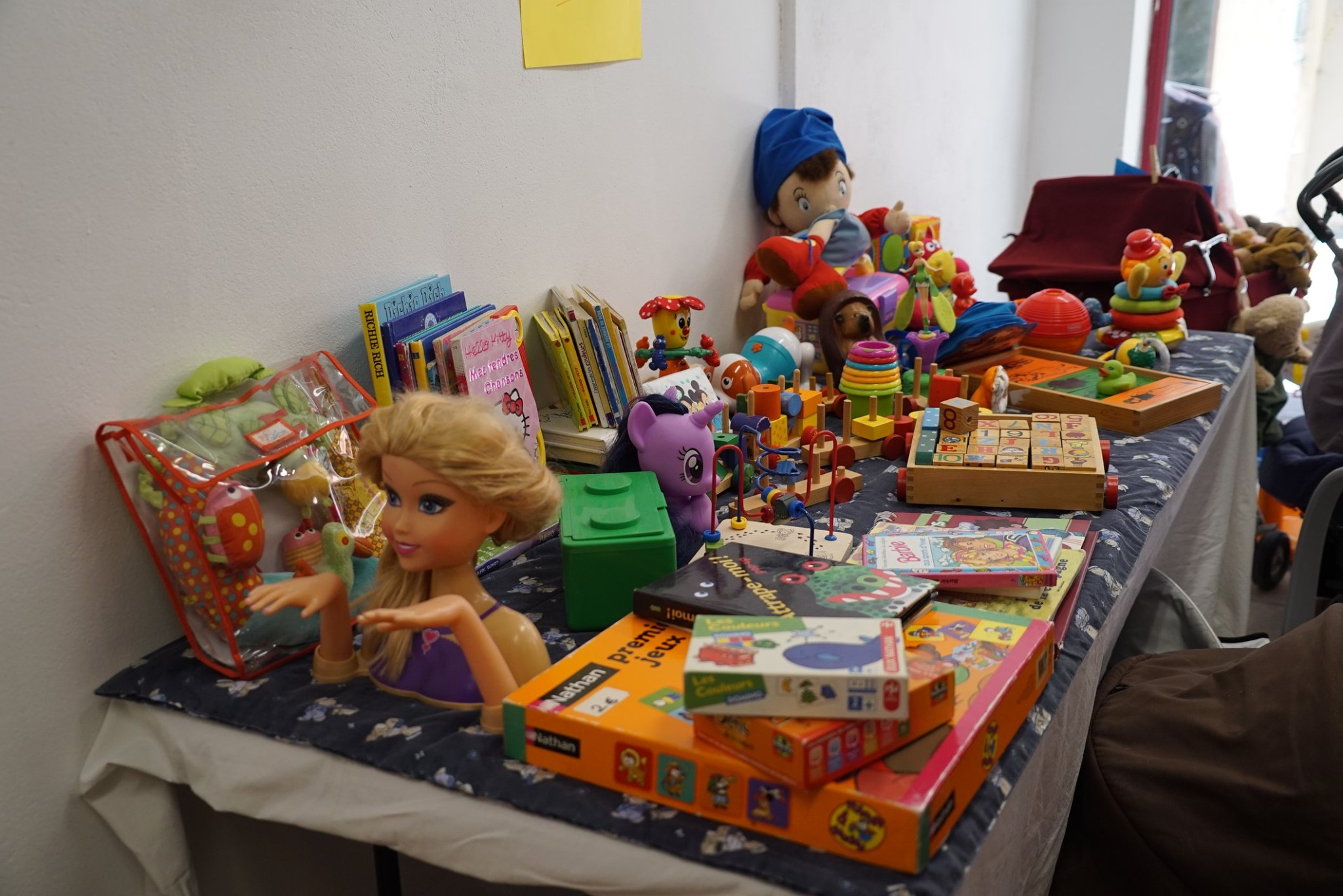Boutique Papoti, vente de jouets