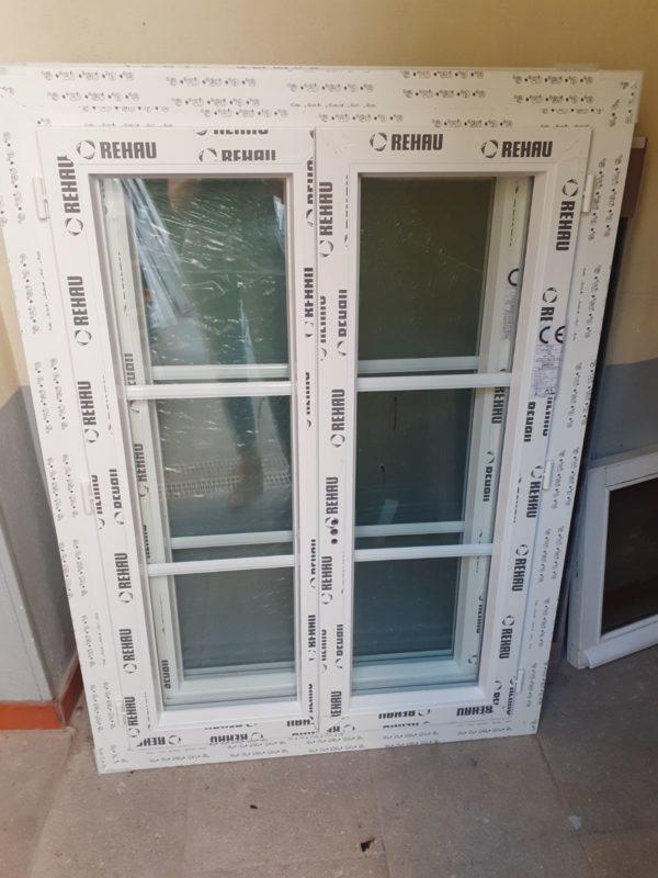 Travaux à Amado, nouvelles fenêtres